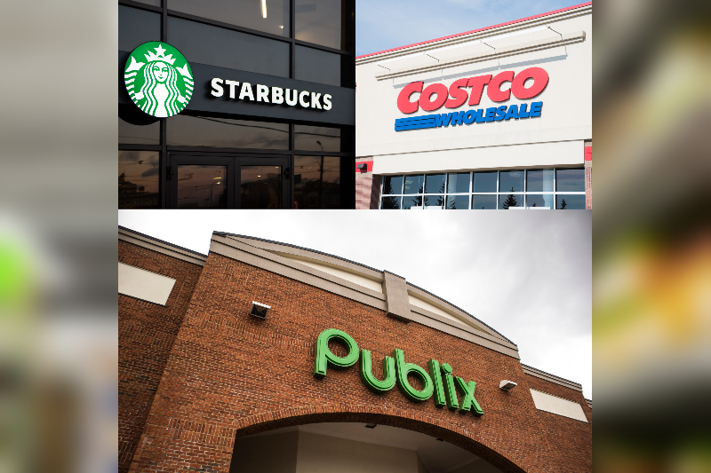 Publix, Walmart, Costco, Starbucks join list of retailers easing mask requirements